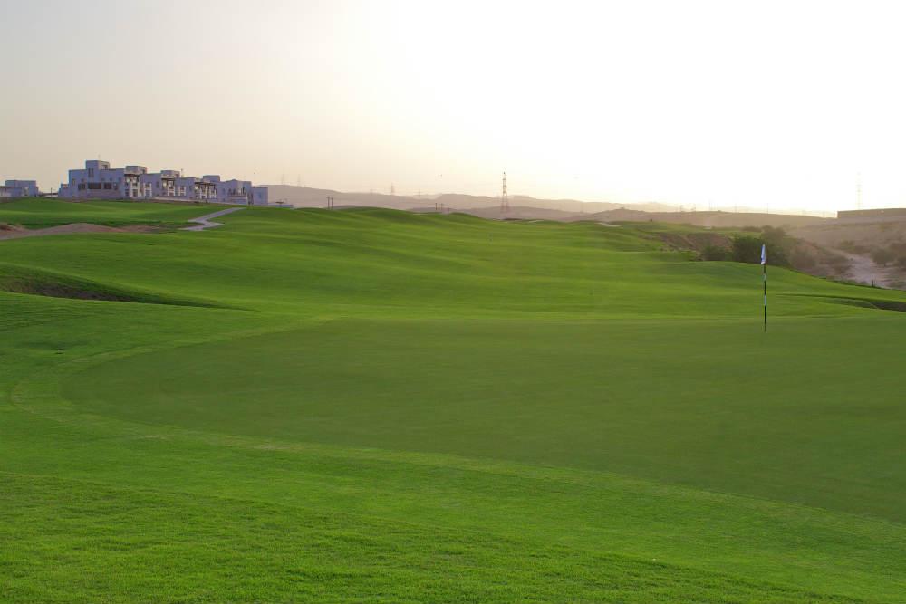 Fairwaus golf de Muscat Hills avec votre pro