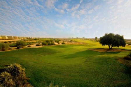 Green Arabain Ranches golf à Dubai aux Emirats Arabes Unis