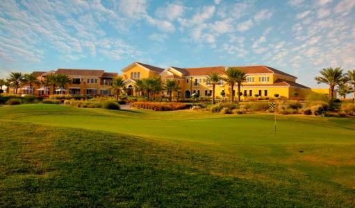 Fairways Arabain Ranches golf à Dubai aux Emirats Arabes Unis
