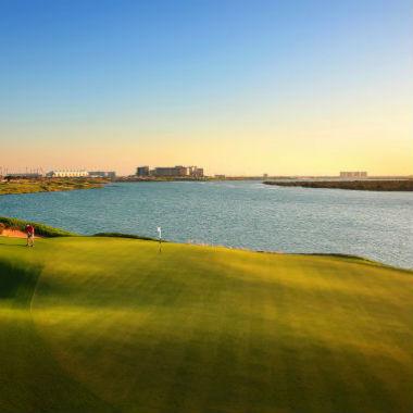 Nos séjours de golf à Abu Dhabi