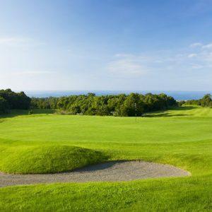 Découvrez les parcours de golf aux Açores