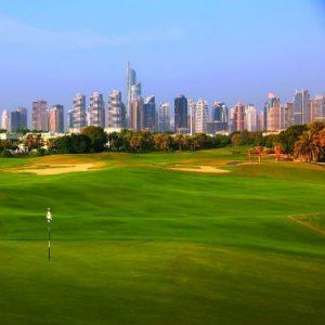 Découvrez les parcours de golf aux Emirats Arabes Unis