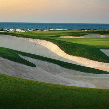 Parcours de Saadiyat Beach à Abu Dhabi