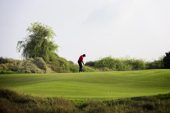 4 jours à Muscat avec 3 parcours de golf