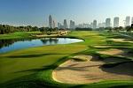 Parcours Dubai Faldo