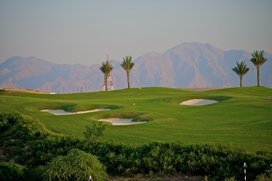 Les meilleurs golf de Muscat