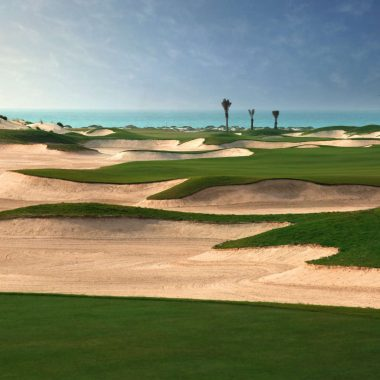 Golf à Dubaï, Abu Dhabi et Muscat