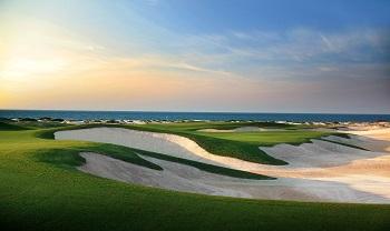 Parcours de golf Saadiyat Beach Golf Club