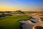 Parcours Trump International Dubai Gol