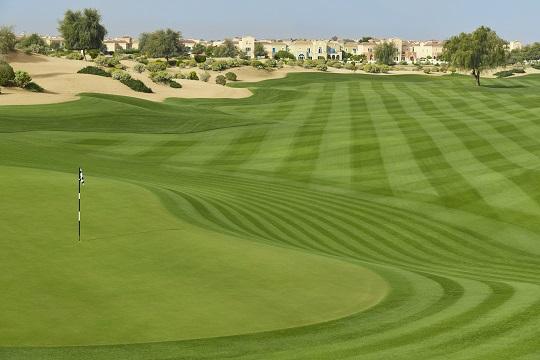 Magnifiques parcours de golf à Dubaï