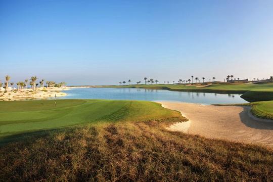 Découverte des parcours de golf à Abu Dhabi