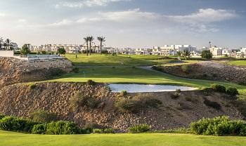 Parcours du Muscat Hills à Oman