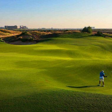Parcours de golf à Dubaï