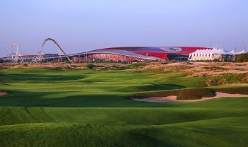 Abu Dhabi Yas Links
